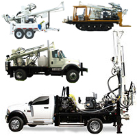 2800 Geotechnical Drilling / Environmental Drill Rigs